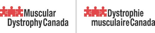 Logo of Muscular Dystrophy Canada