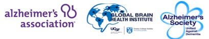 Global Brain Health Institute (GBHI), Alzheimer's Association, Alzheimer's Society