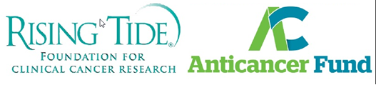 Logo of Rising Tide Foundation for Clinical Cancer Research and AntiCancer Joint Call for Proposals