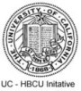 University of California - Historically Black Colleges and Universities Initiative